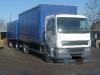 DAF 16 tonnás járműszerelvény belföldi teherszállításra